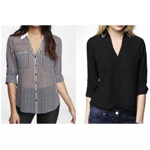 EXPRESS Portofino Shirts (x2)